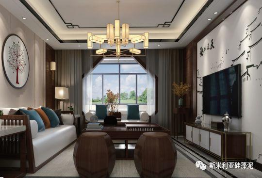 新中式风格家居系列