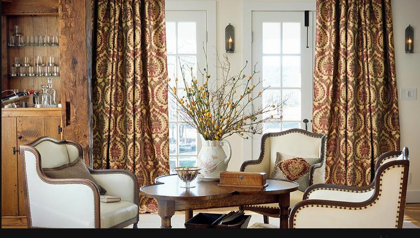 其格窗帘 如何选配窗帘让装修最出效果?