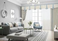 窗帘的色调该如何选择?