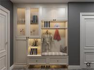 定制衣柜品牌选哪个?加盟看好福湘板材定制衣柜