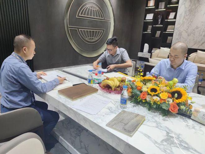 亚细亚瓷砖与埃斯泊商业告竣战略协作,扬航海外环球结构