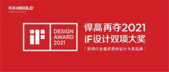 2021年红点奖、iF揭晓:悍高凭三项大奖成为中国五金行业最大赢家!