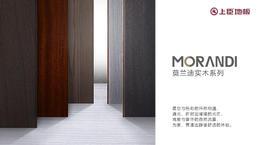 不凡材质,非凡气质│上臣地板莫兰迪实木系列炫彩上市