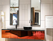 评测| 普瑞凡幻彩系列浴室柜,将光影绘入多变生活之中