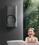 智享净热好水丨美的燃气热水器日光域UV8,UV杀菌,健康纯净