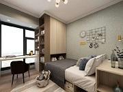 家的丰富多彩,生活的限度,都离不了对空间布局与占比的设计方案